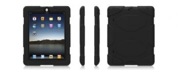 Griffin Survivor Extreme-duty case for iPad 2 & New iPad 3 - Black GB02480